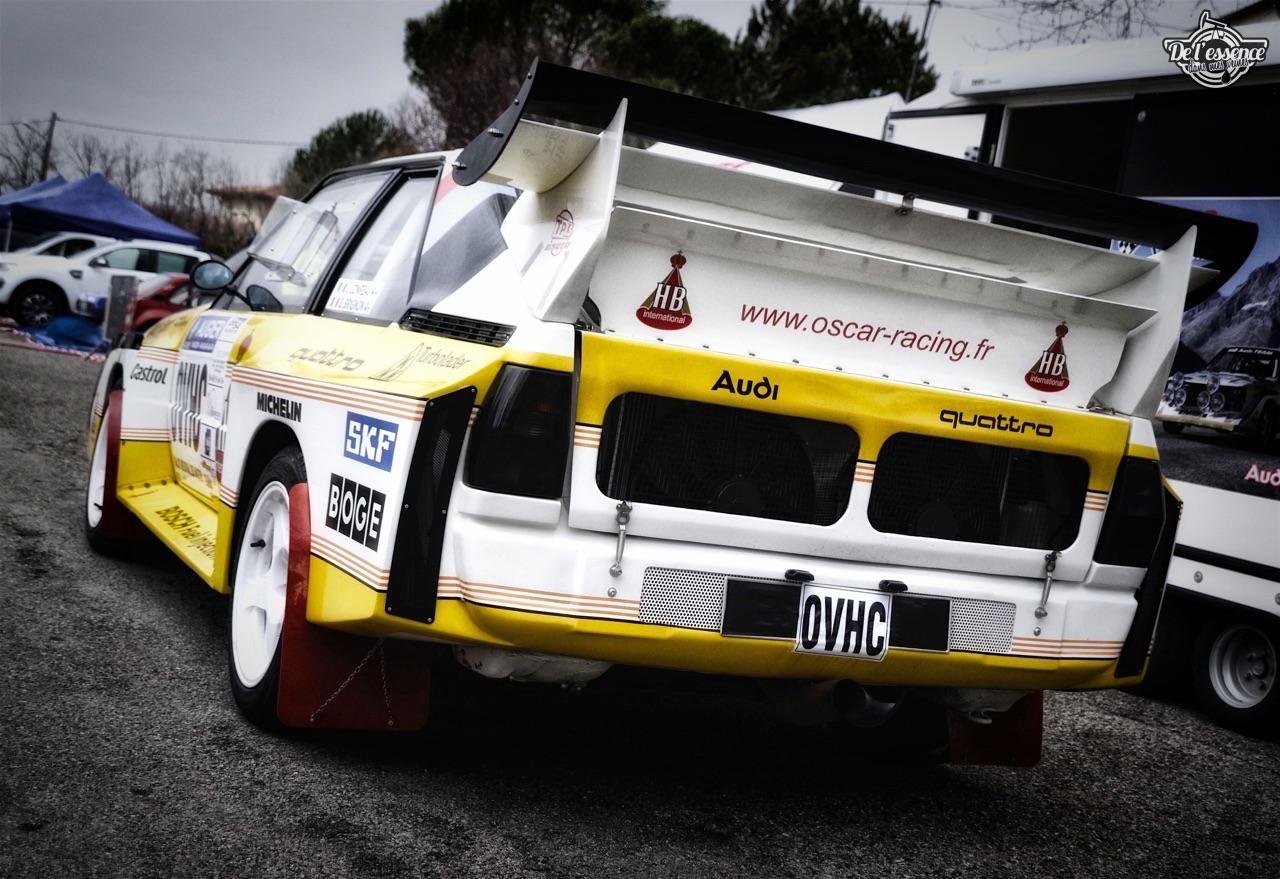 Audi Sport Quattro S1 E2 : Nom de Zeus ! 13