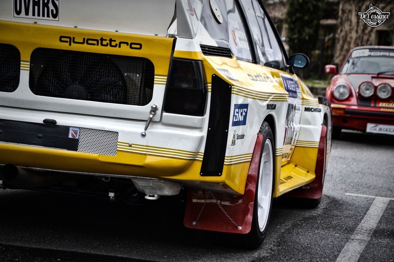 Audi Sport Quattro S1 E2 : Nom de Zeus ! 10
