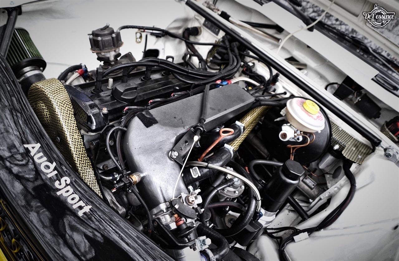 Audi Sport Quattro S1 E2 : Nom de Zeus ! 8