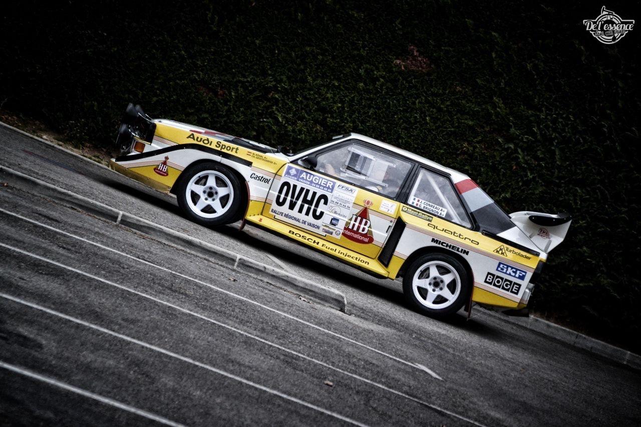 Audi Sport Quattro S1 E2 : Nom de Zeus ! 3