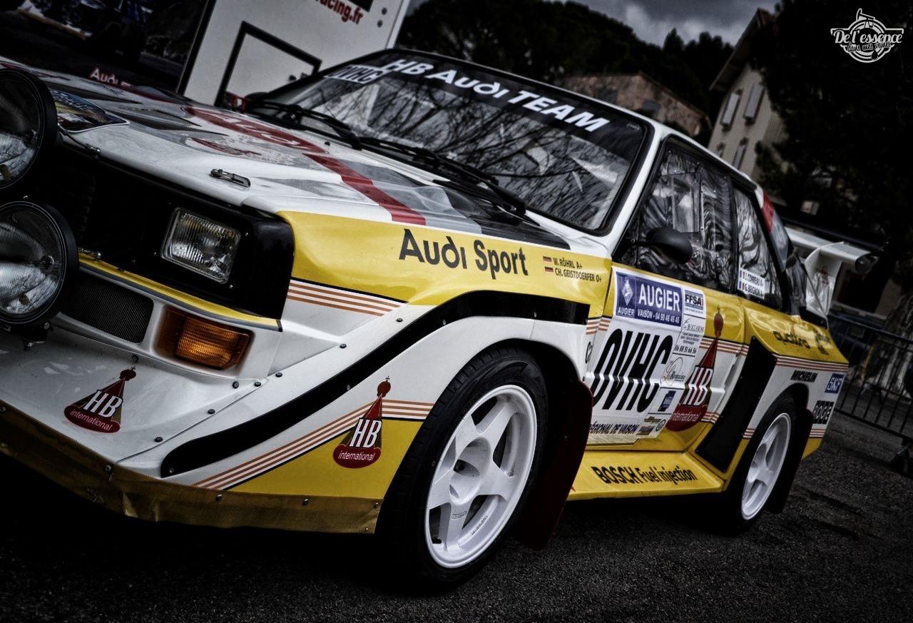 Audi Sport Quattro S1 E2 : Nom de Zeus ! 19