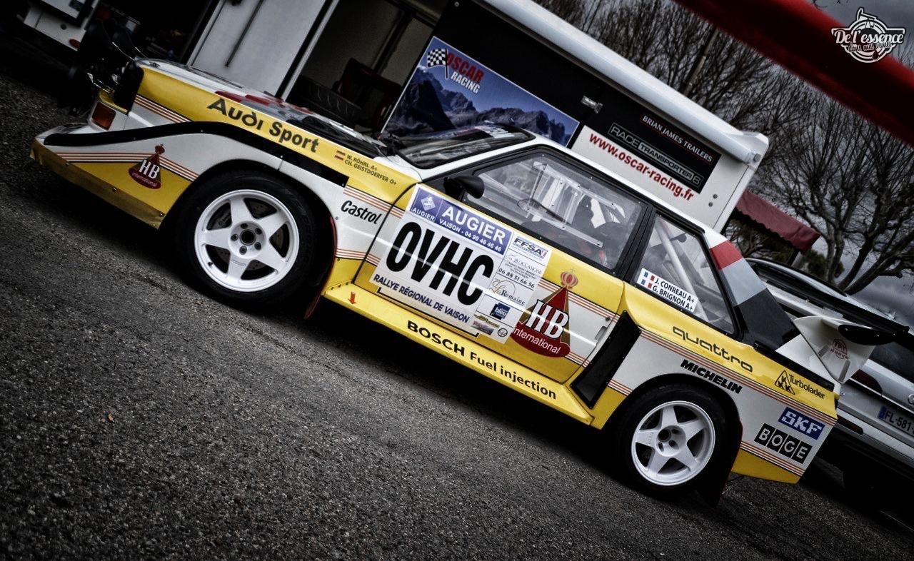 Audi Sport Quattro S1 E2 : Nom de Zeus ! 20