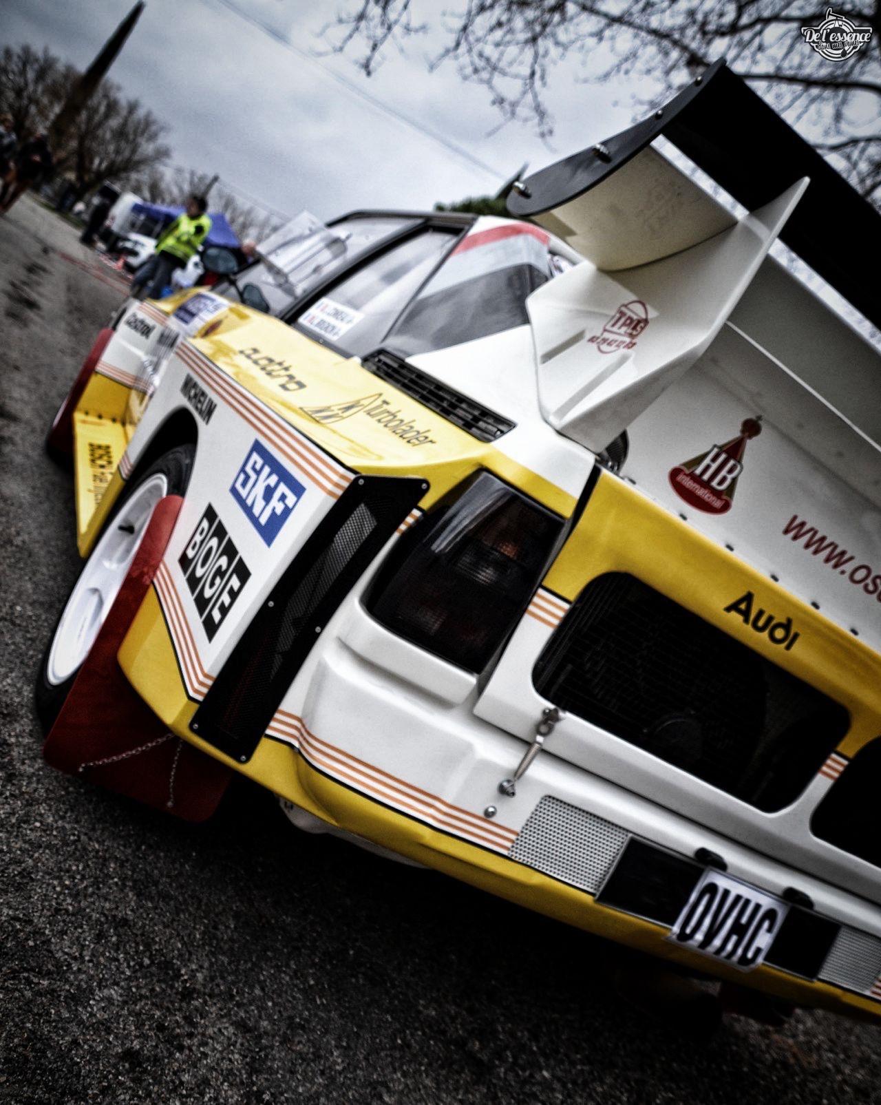 Audi Sport Quattro S1 E2 : Nom de Zeus ! 2