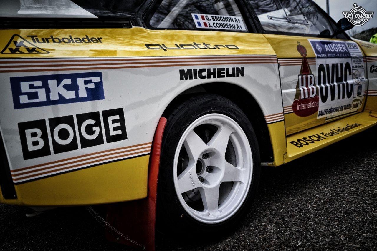 Audi Sport Quattro S1 E2 : Nom de Zeus ! 22