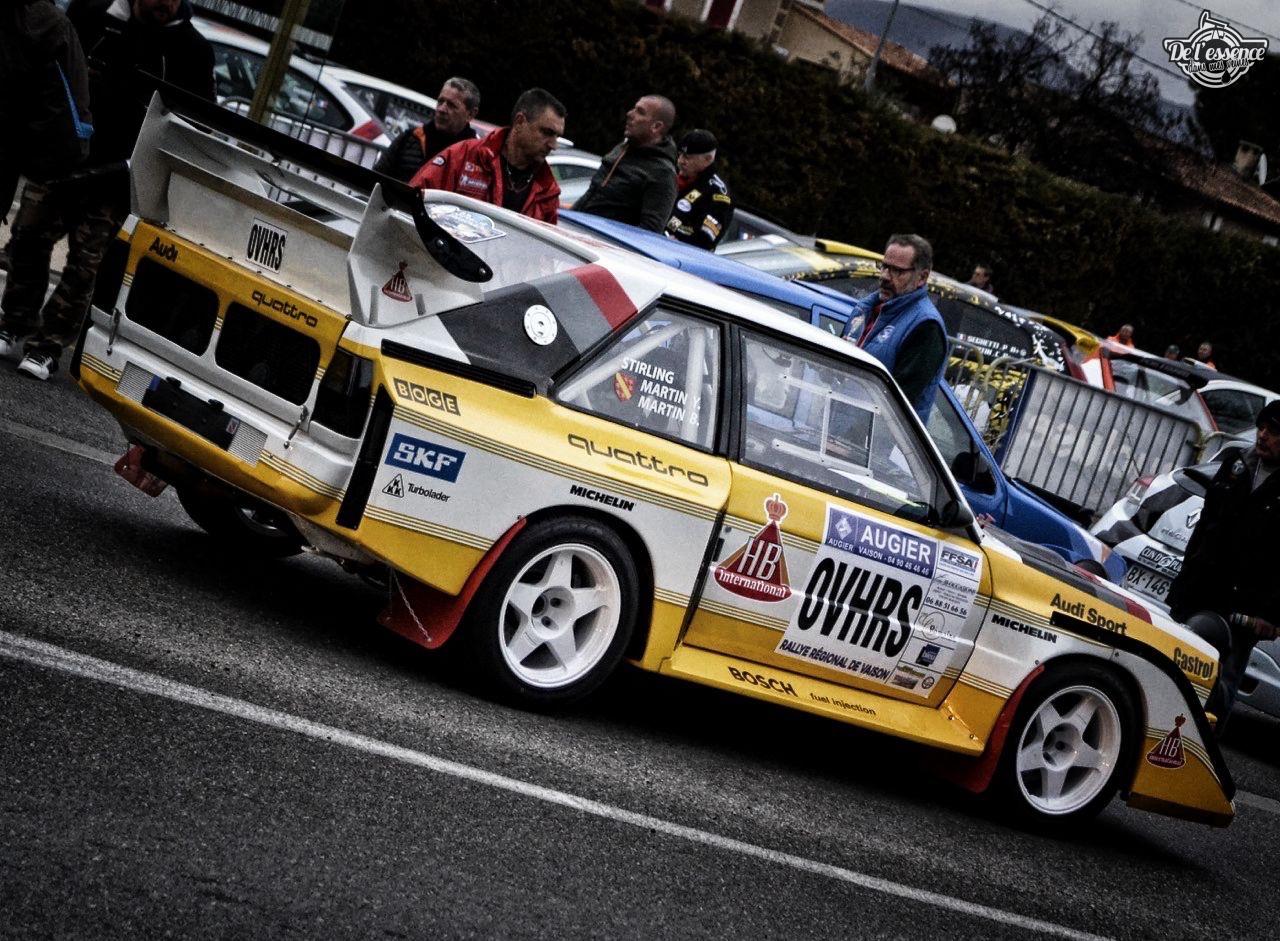 Audi Sport Quattro S1 E2 : Nom de Zeus ! 7