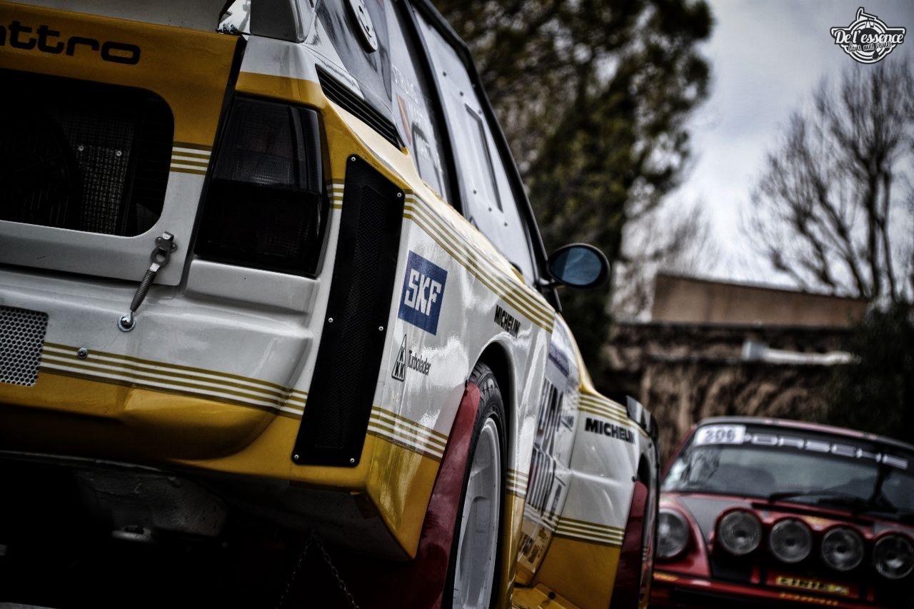 Audi Sport Quattro S1 E2 : Nom de Zeus ! 12