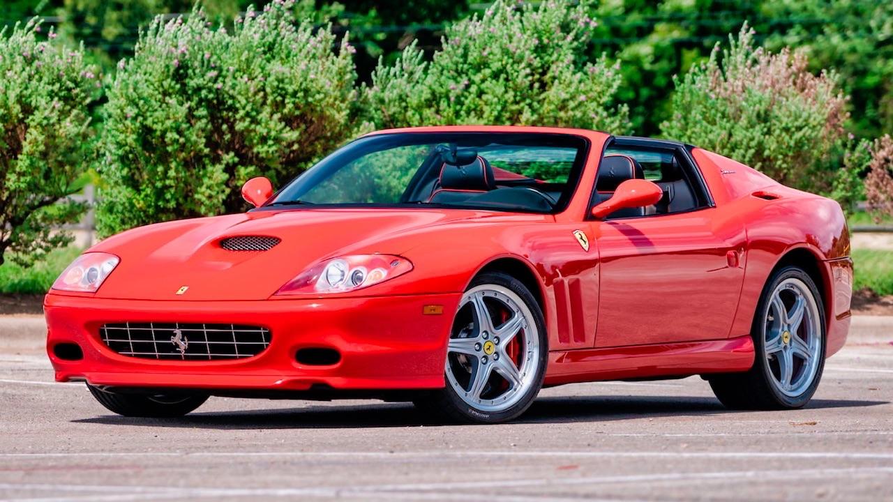 2005 Ferrari 575 Superamerica HGTC - Les ch'veux au vent ! 1