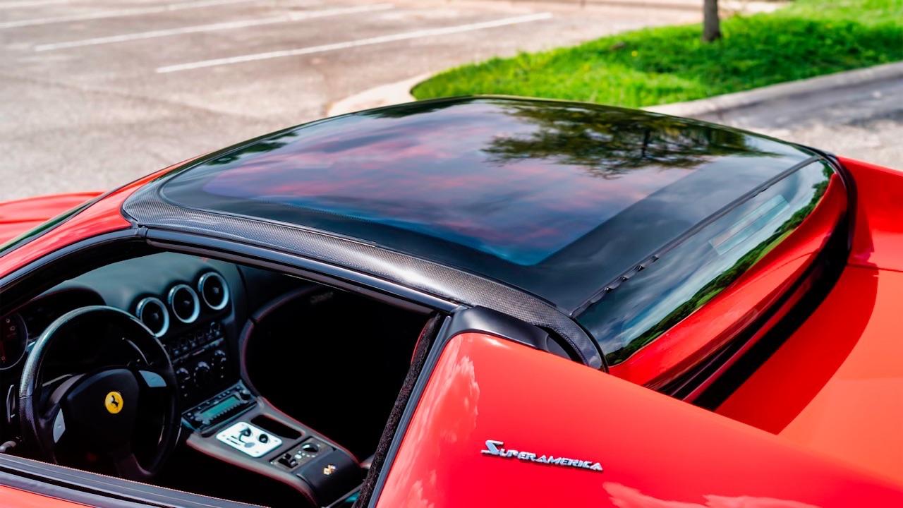 2005 Ferrari 575 Superamerica HGTC - Les ch'veux au vent ! 10