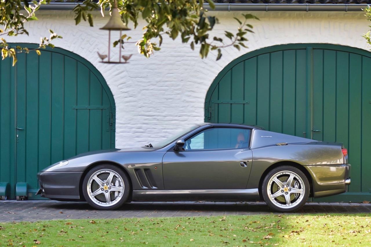2005 Ferrari 575 Superamerica HGTC - Les ch'veux au vent ! 8