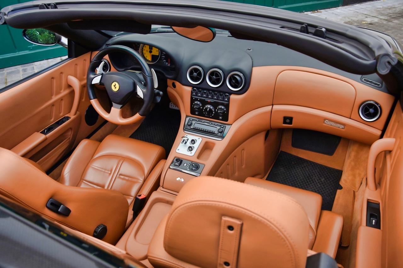 2005 Ferrari 575 Superamerica HGTC - Les ch'veux au vent ! 11
