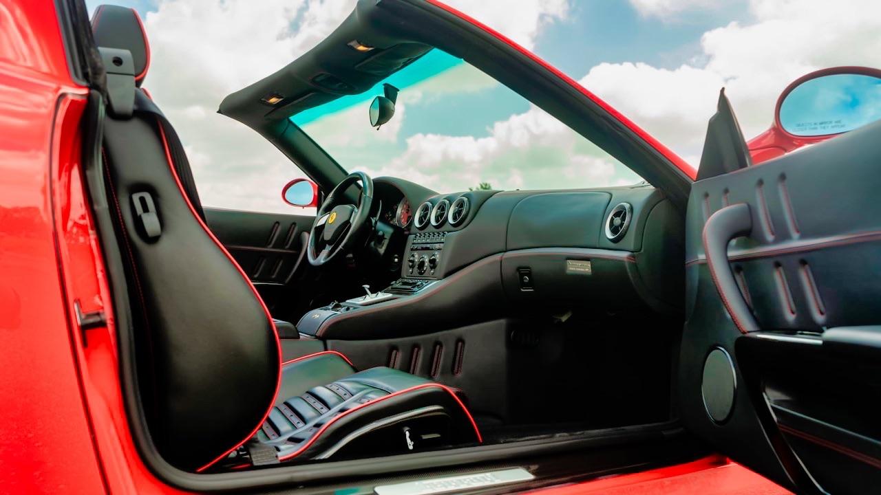 2005 Ferrari 575 Superamerica HGTC - Les ch'veux au vent ! 3