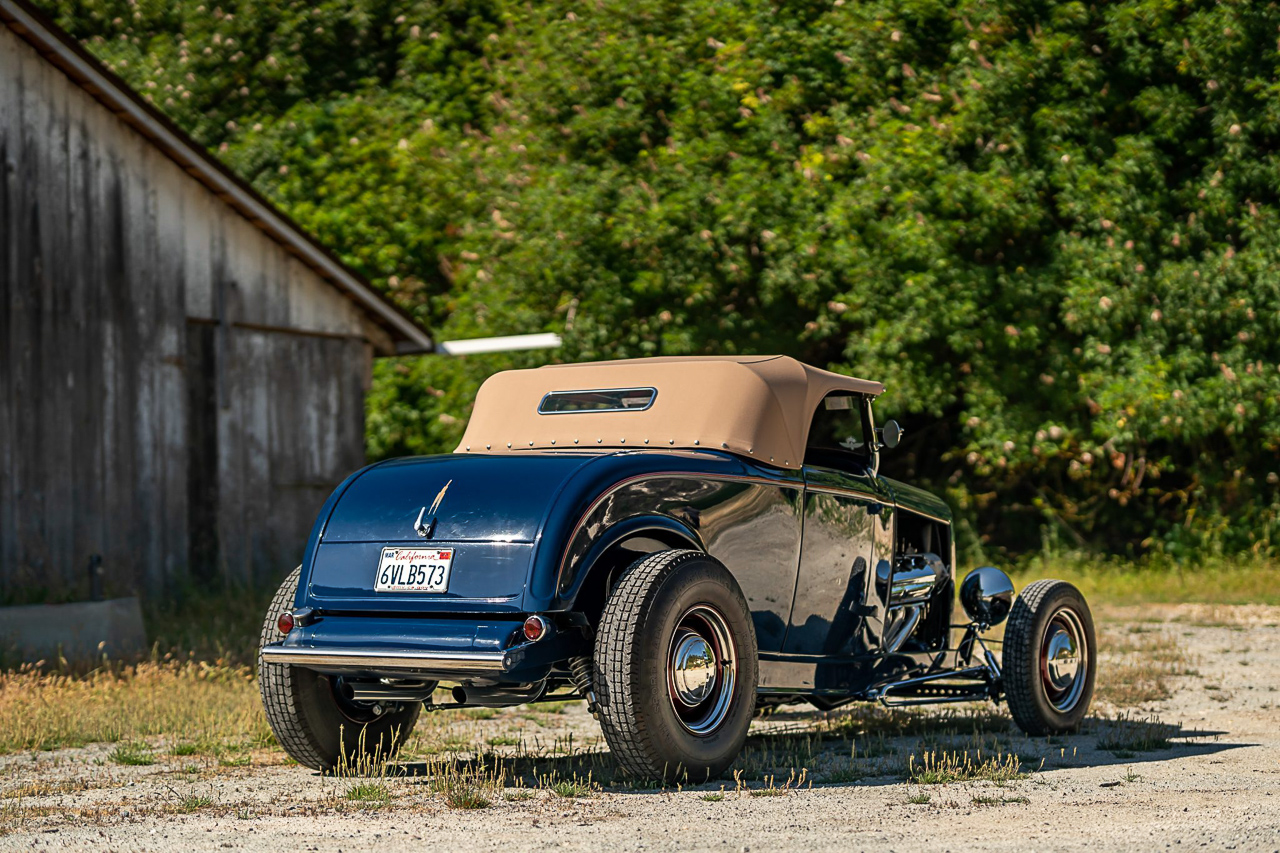 Ford 32 Roadster Highboy - Perfect Deuce ! 12