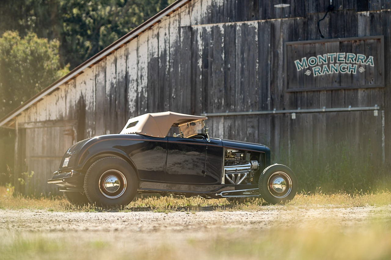 Ford 32 Roadster Highboy - Perfect Deuce ! 2