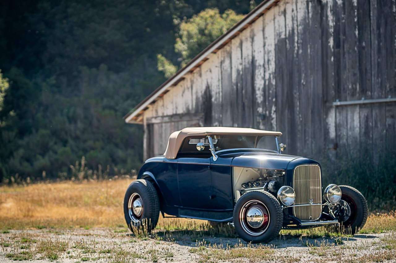 Ford 32 Roadster Highboy - Perfect Deuce ! 16