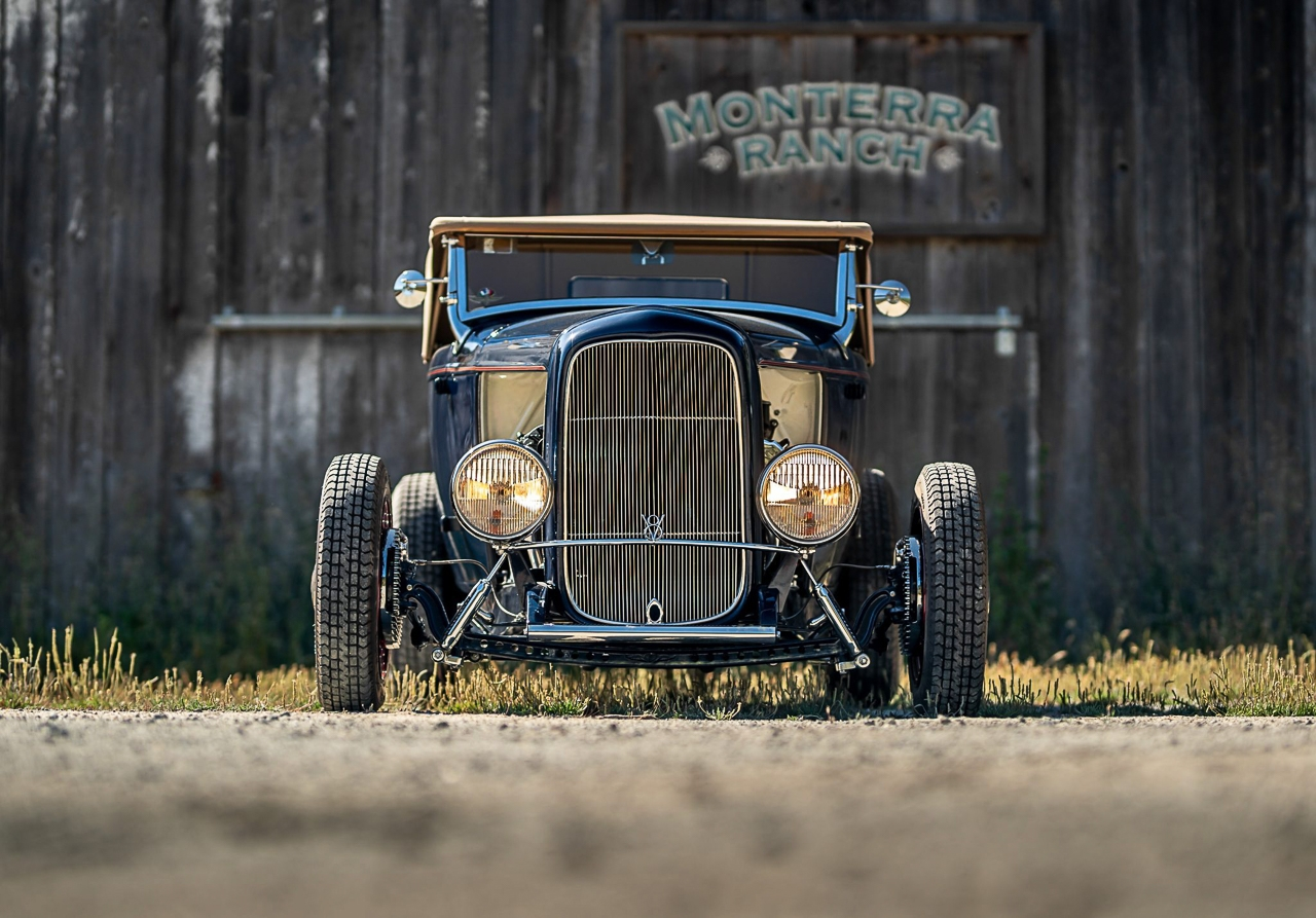 Ford 32 Roadster Highboy - Perfect Deuce ! 4