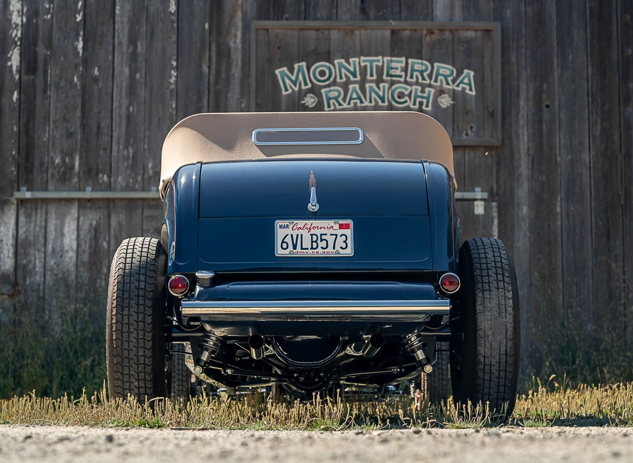 Ford 32 Roadster Highboy - Perfect Deuce ! 6
