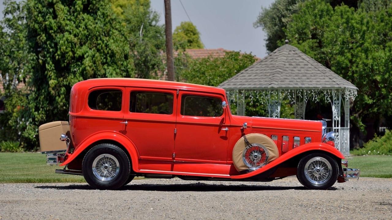 '31 Hudson Eight Street Rod... Sexy la vieille ! 1