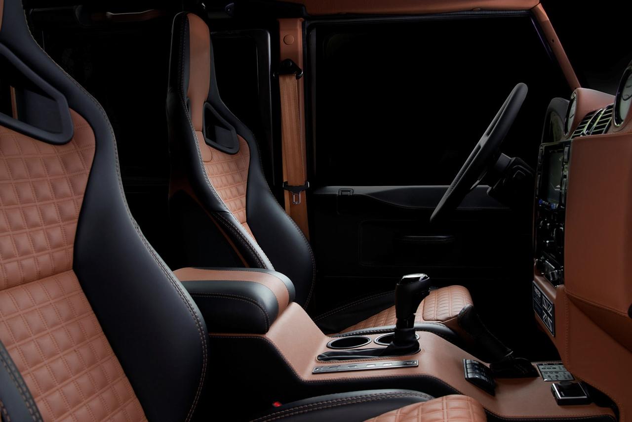 Twisted Land Rover Defender - Un cube de 650 ch 6