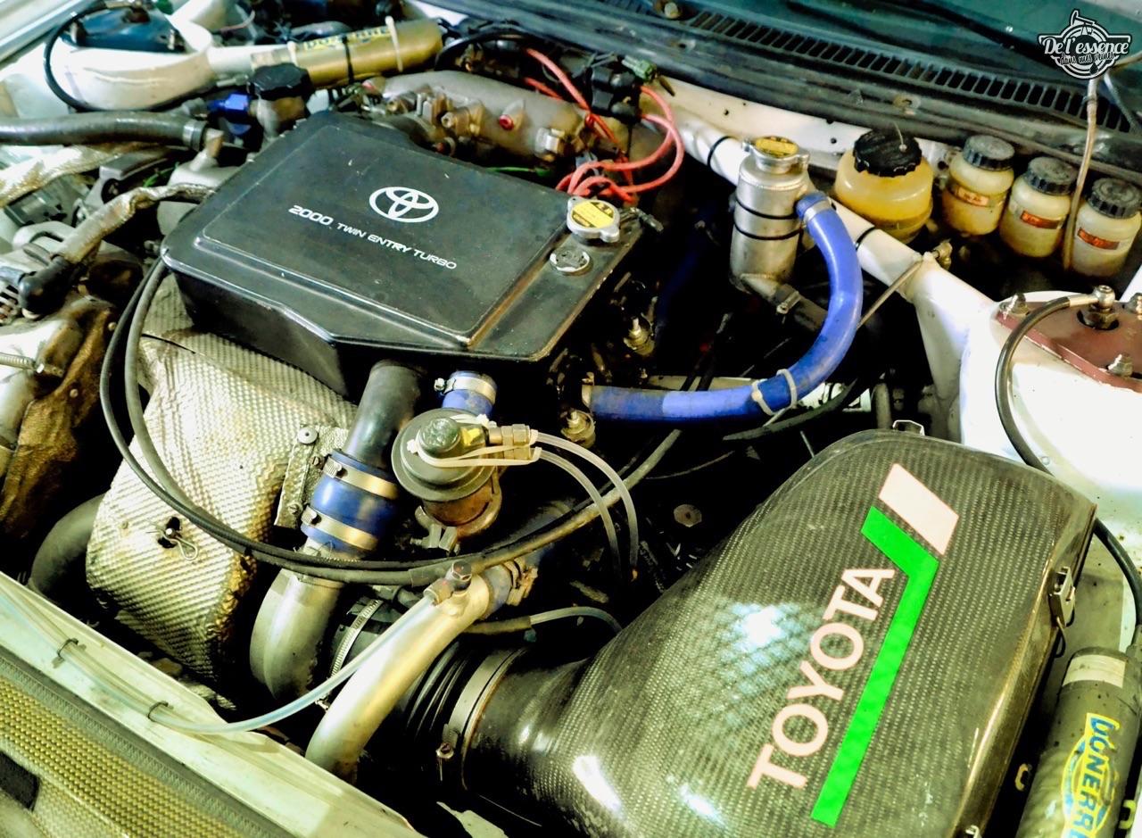 Toyota Celica GT-Four ST205 Gr.N - Sparring partner 9
