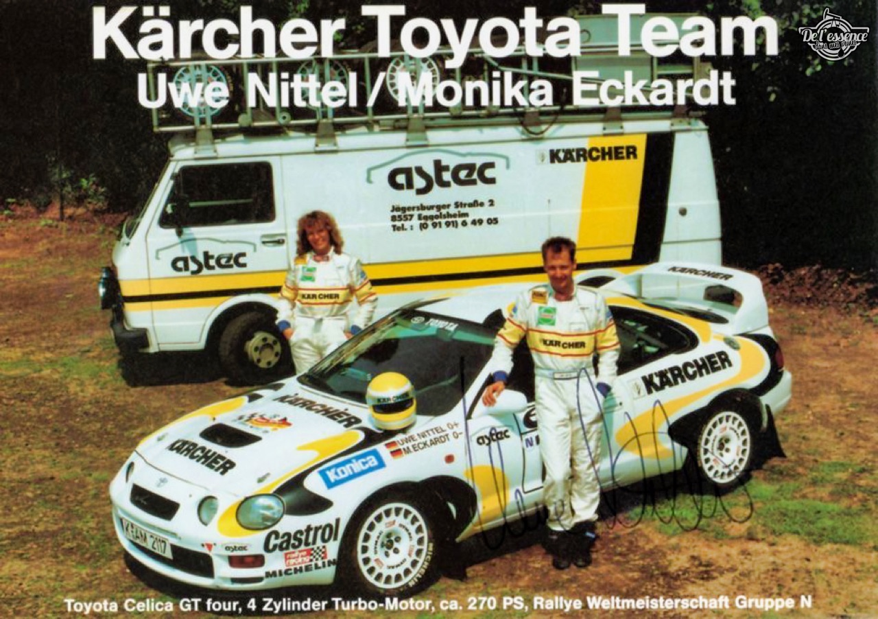 Toyota Celica GT-Four ST205 Gr.N - Sparring partner 5