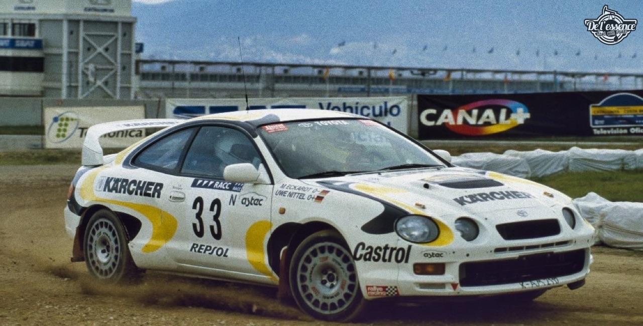 Toyota Celica GT-Four ST205 Gr.N - Sparring partner 4