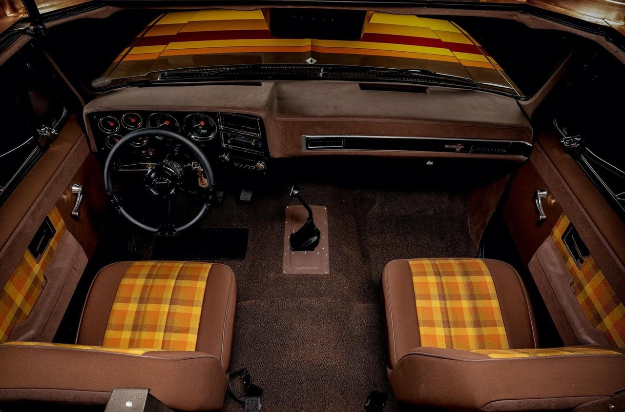 Chevy C30 Camper - Brown Sugar pour les vacances ! 29