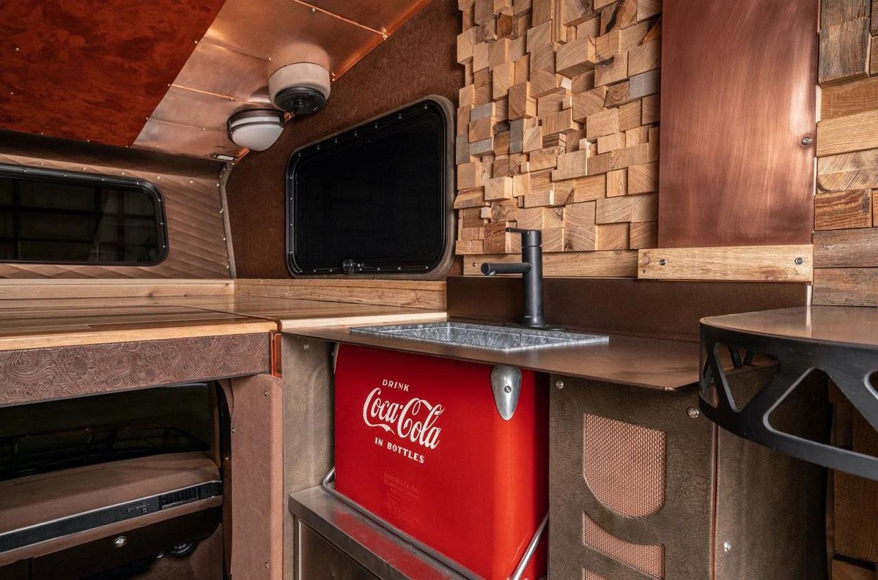 Chevy C30 Camper - Brown Sugar pour les vacances ! 36