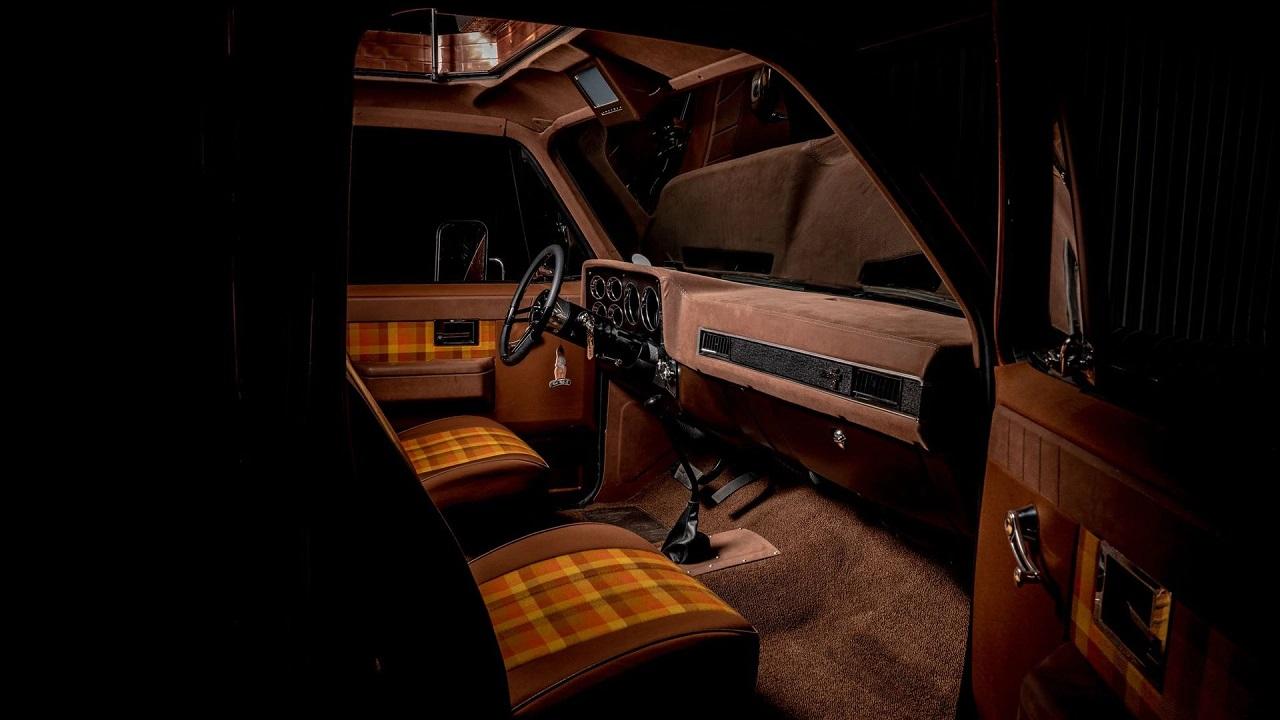 Chevy C30 Camper - Brown Sugar pour les vacances ! 35