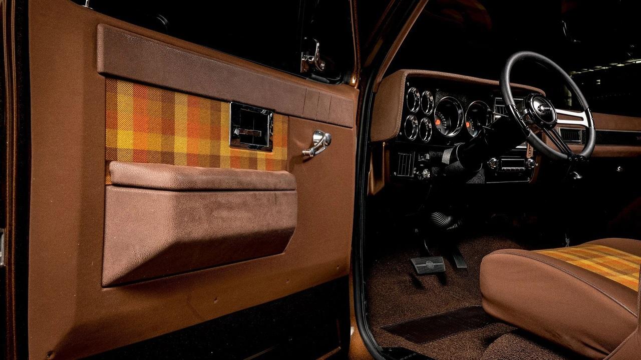 Chevy C30 Camper - Brown Sugar pour les vacances ! 38