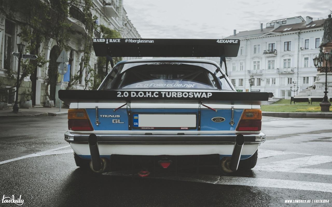 Ford Taunus TC2 - Niveau discrétion on est comment là ? 24