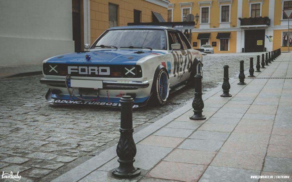 Ford Taunus TC2 - Niveau discrétion on est comment là ? 20