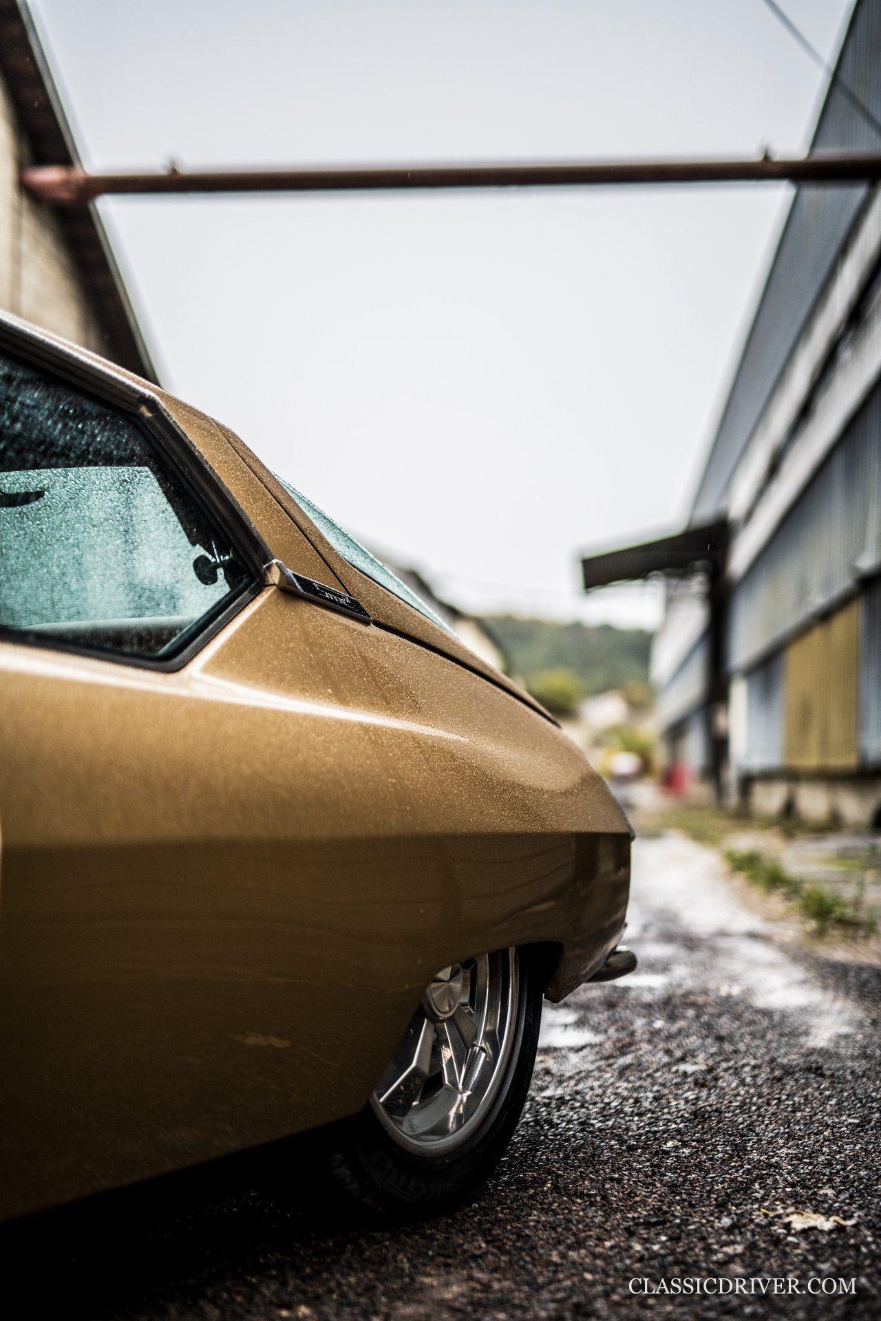 SM2 - Restomod à la française pour la Citroën SM ! 29