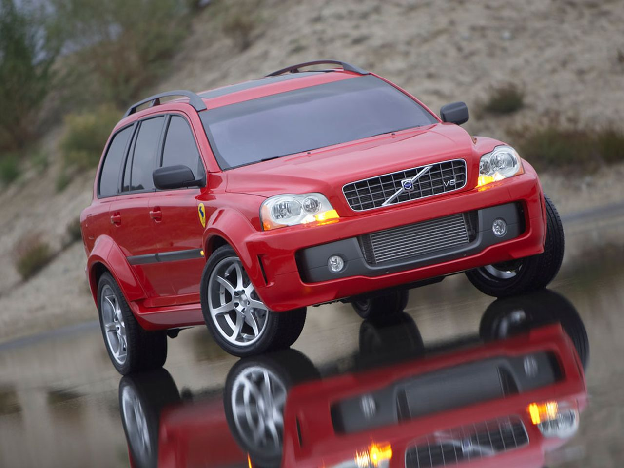 Volvo XC90 2004 PUV Concept - I've got the power !! 32