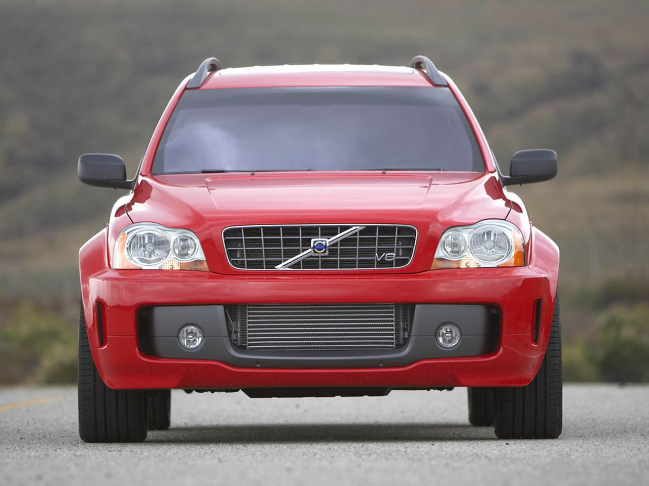 Volvo XC90 2004 PUV Concept - I've got the power !! 26
