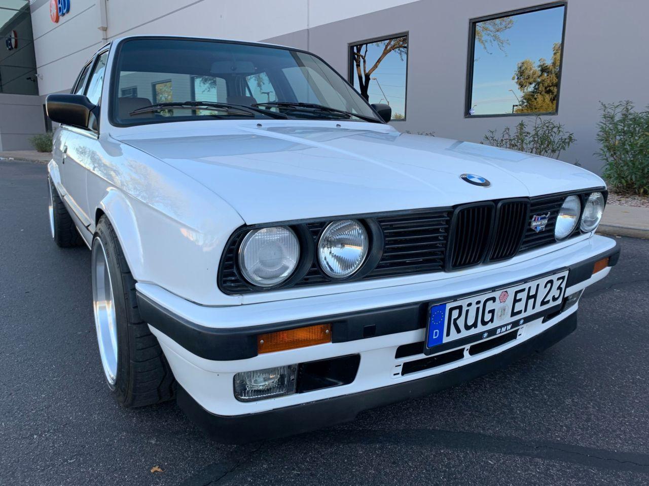BMW 325i en S62 - Parce que 8, c'est mieux que 6 ! 1