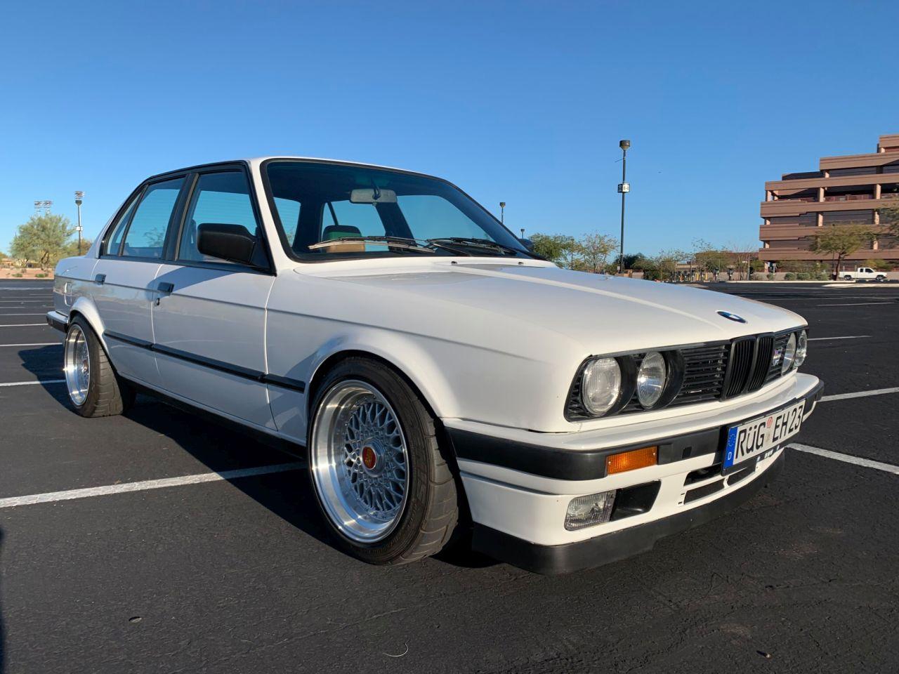 BMW 325i en S62 - Parce que 8, c'est mieux que 6 ! 9