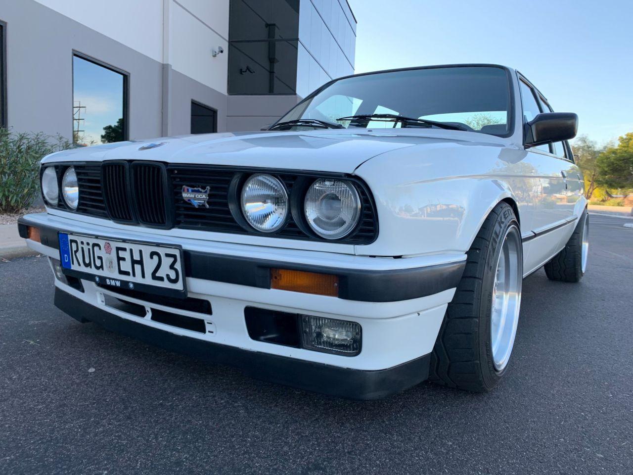 BMW 325i en S62 - Parce que 8, c'est mieux que 6 ! 3
