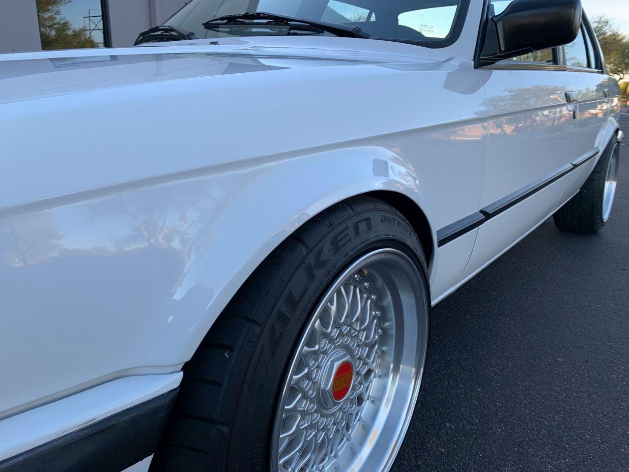 BMW 325i en S62 - Parce que 8, c'est mieux que 6 ! 4