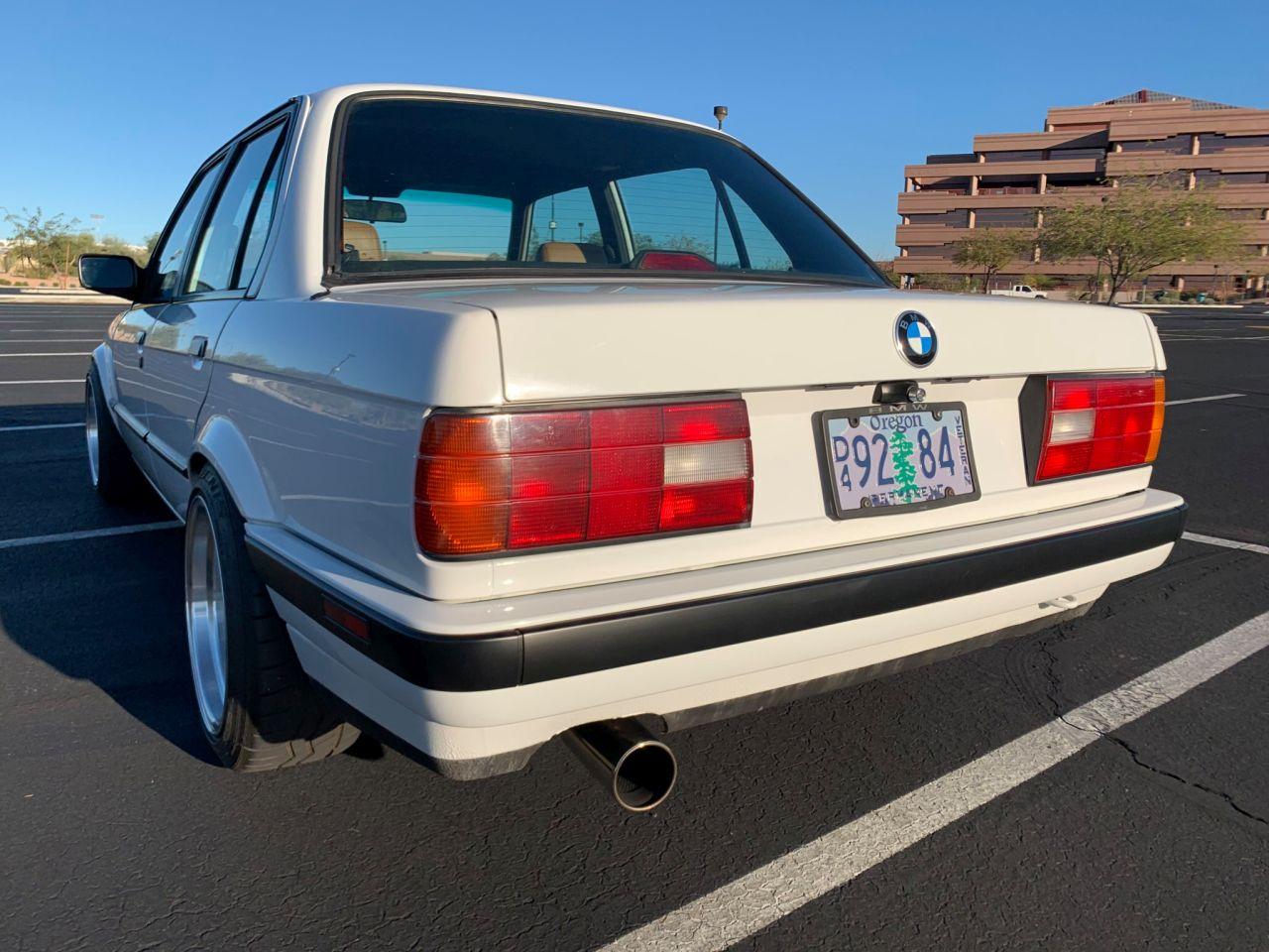 BMW 325i en S62 - Parce que 8, c'est mieux que 6 ! 5