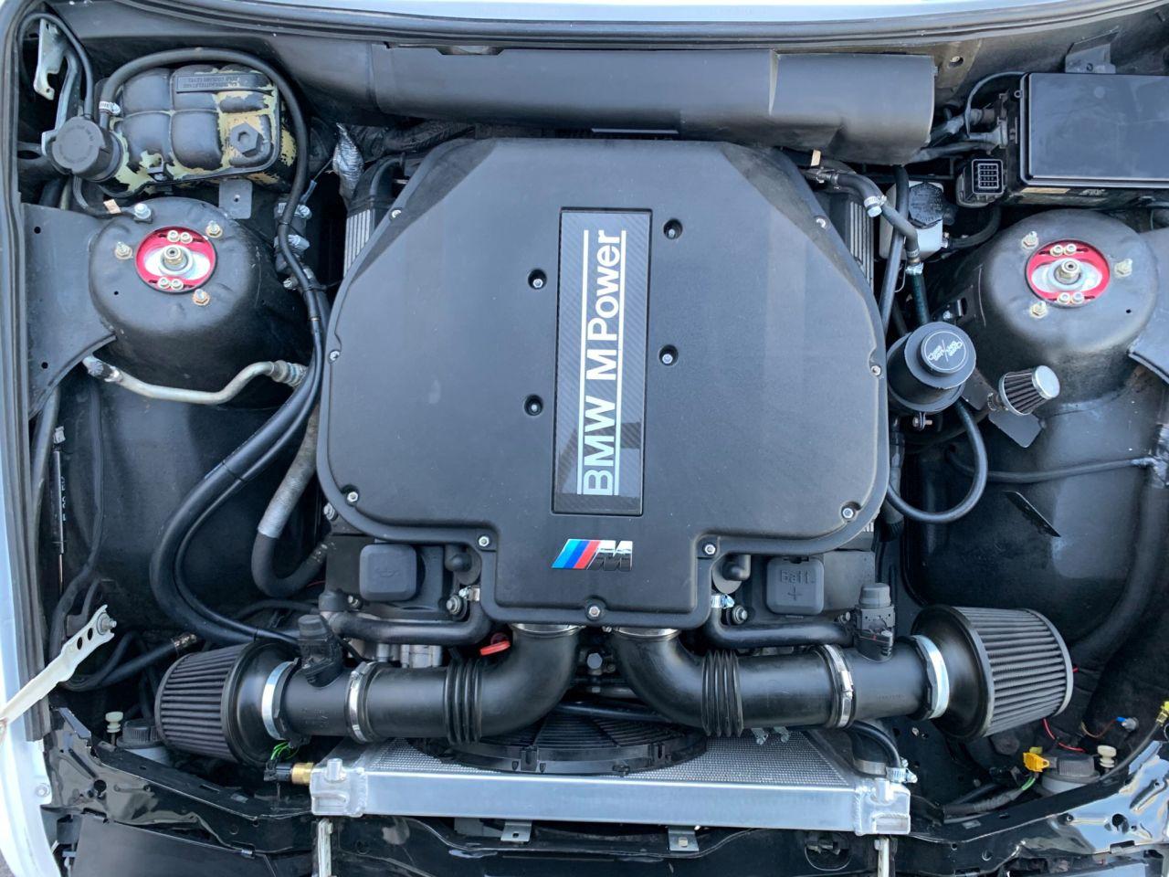 BMW 325i en S62 - Parce que 8, c'est mieux que 6 ! 7