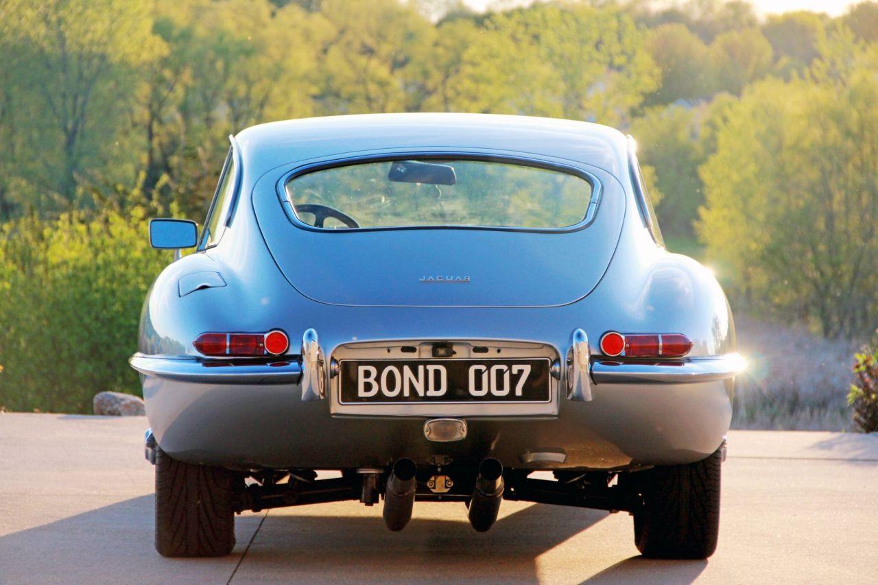 '64 Jaguar Type E... V8 ! - My name is Donald, Mac Donald 26