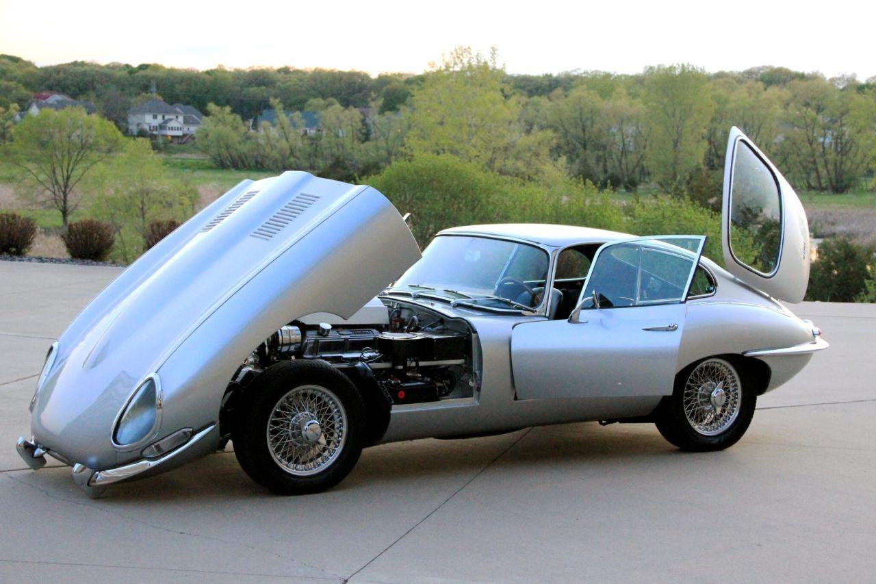 '64 Jaguar Type E... V8 ! - My name is Donald, Mac Donald 5