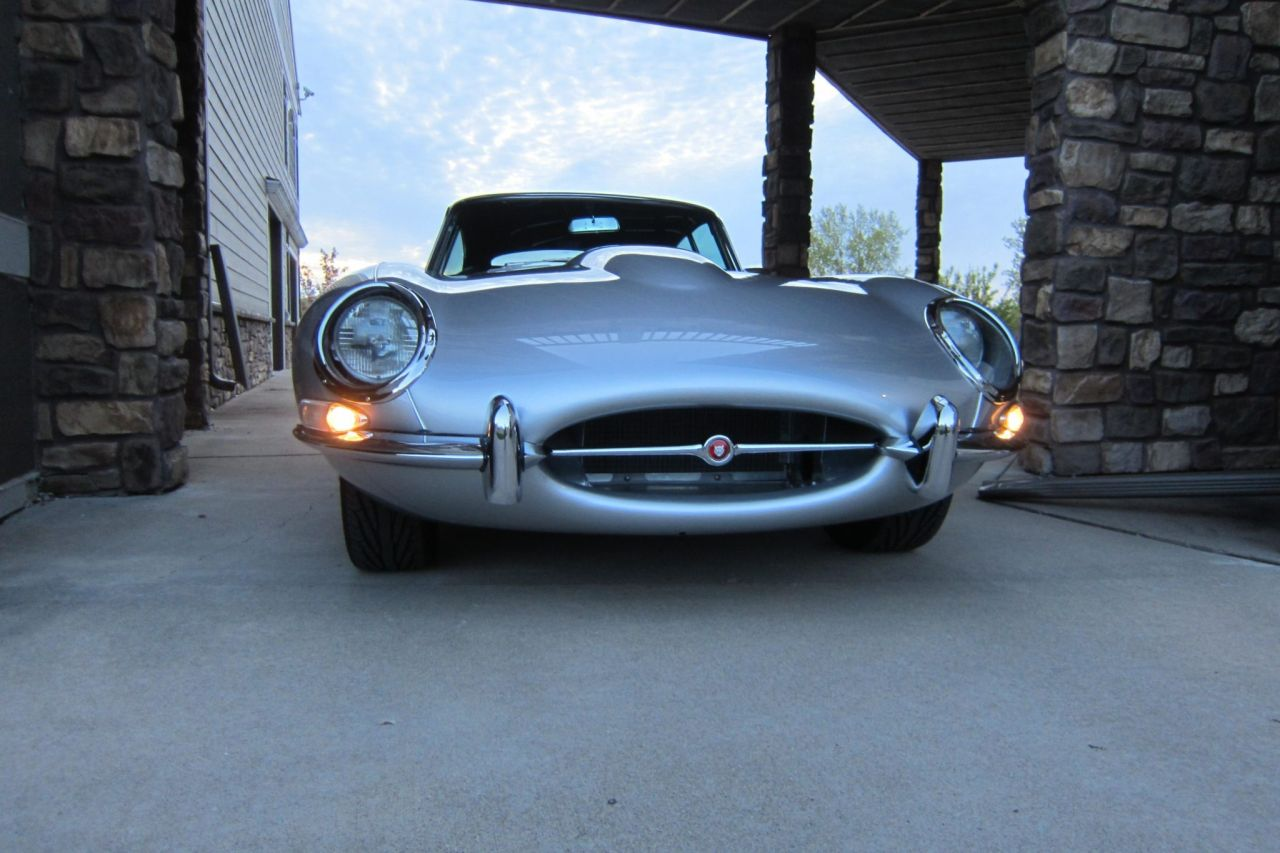 '64 Jaguar Type E... V8 ! - My name is Donald, Mac Donald 12