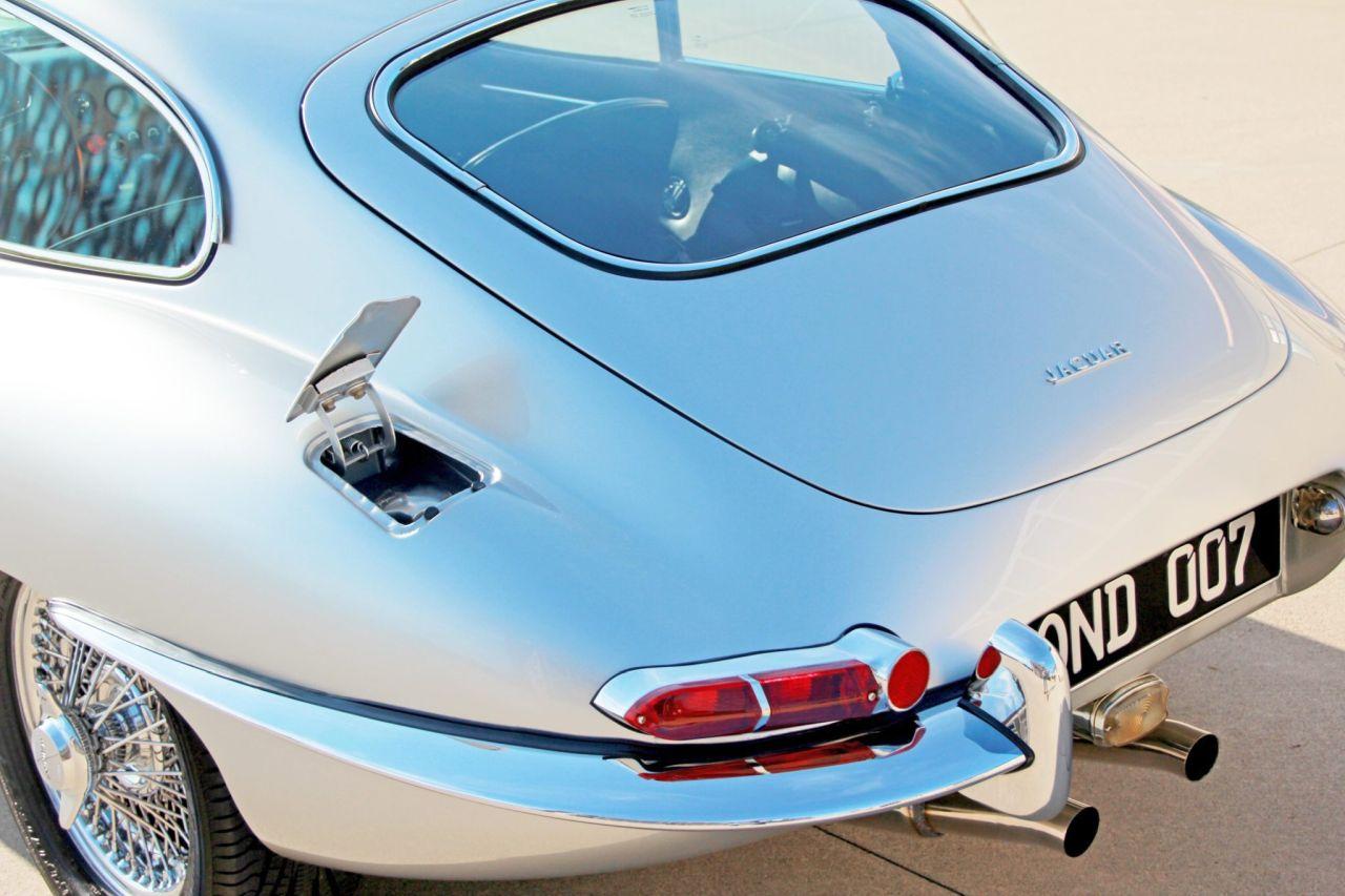 '64 Jaguar Type E... V8 ! - My name is Donald, Mac Donald 40