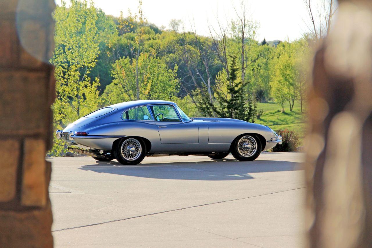 '64 Jaguar Type E... V8 ! - My name is Donald, Mac Donald 1