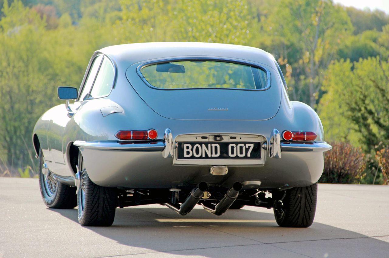 '64 Jaguar Type E... V8 ! - My name is Donald, Mac Donald 25