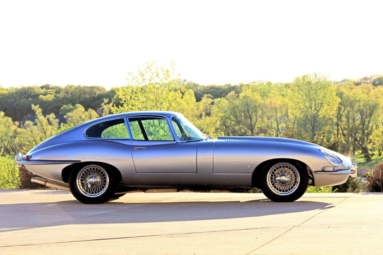 '64 Jaguar Type E... V8 ! - My name is Donald, Mac Donald 18