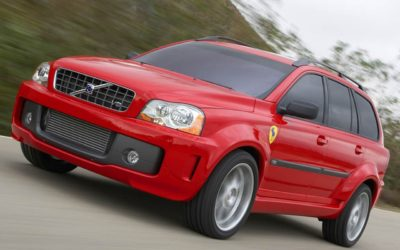 Volvo XC90 2004 PUV Concept – I've got the power !!