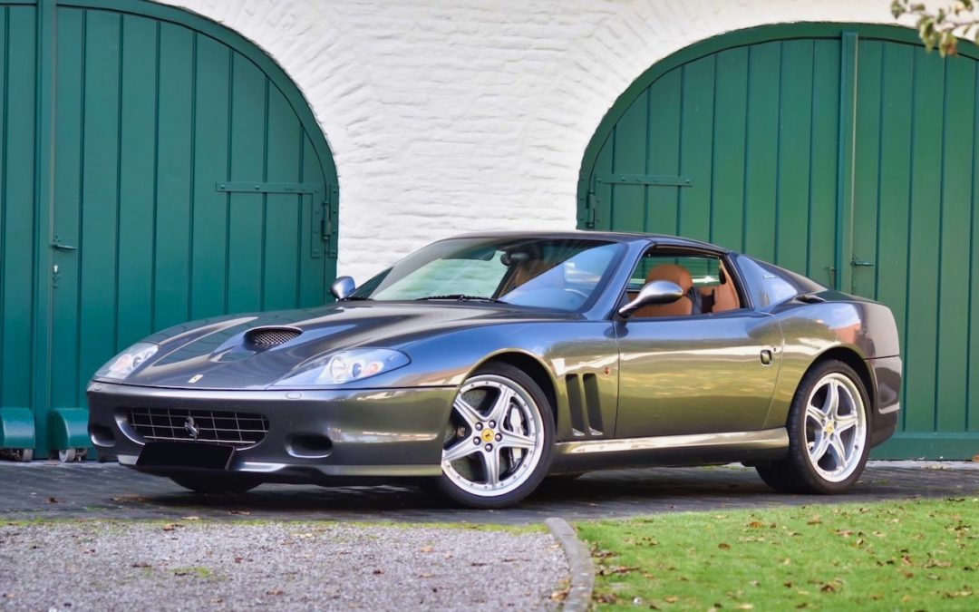 2005 Ferrari 575 Superamerica HGTC – Les ch'veux au vent !