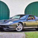 2005 Ferrari 575 Superamerica HGTC - Les ch'veux au vent !